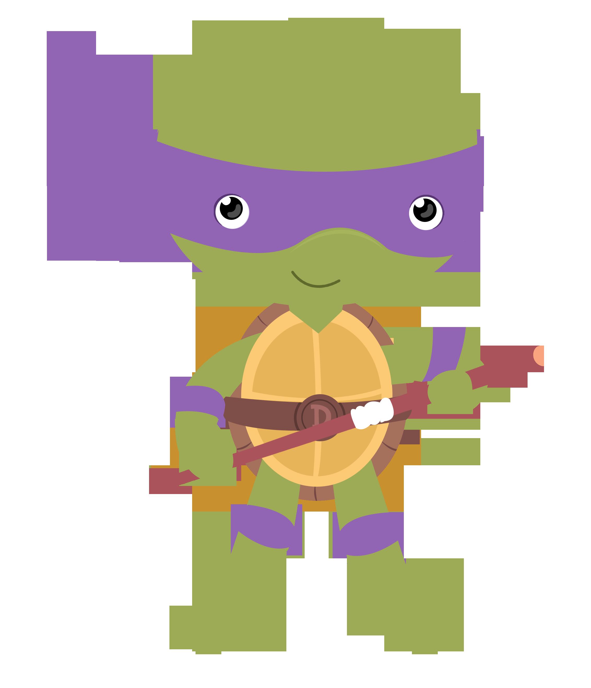 Tartarugas Ninja - CAT_Teenage Turtle 4.png - Minus | birthday ...