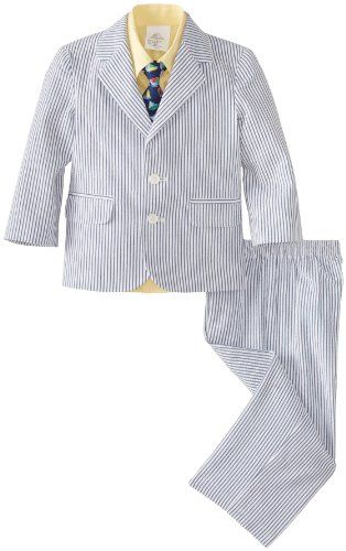 adb61dbe4 Nautica Baby Boys' Seersucker Suit Set, Sunny, 12 Months Nautica http:/