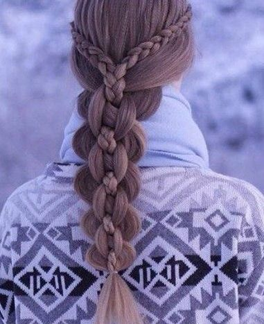 Micro Braids Are One Of The Most Time Consuming Black Braided Hairstyles But They Yield