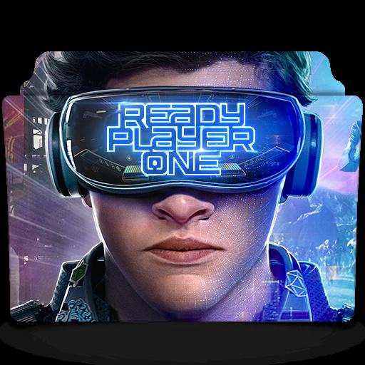 Ready Player One movie folder icon v1 by https//www