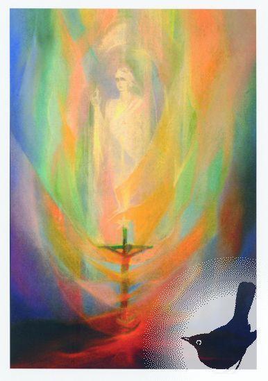 Kreuz Und Auferstehung Liane Collot D Herbois Art