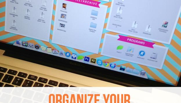 Computer-Desktop-Organisationshintergründe