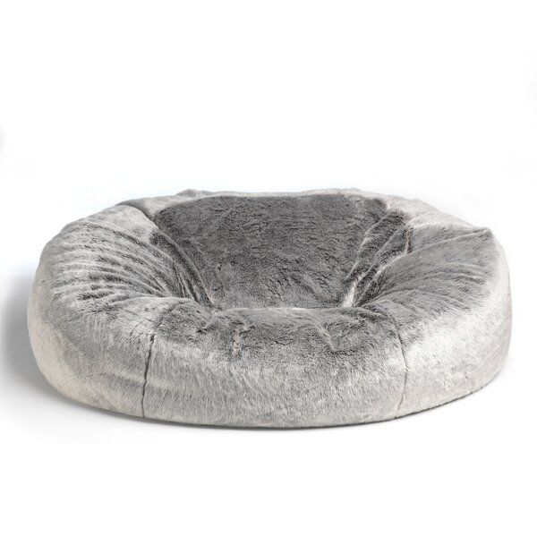 Faux Fur 2 Seater Bean Bag Sofa In 2020