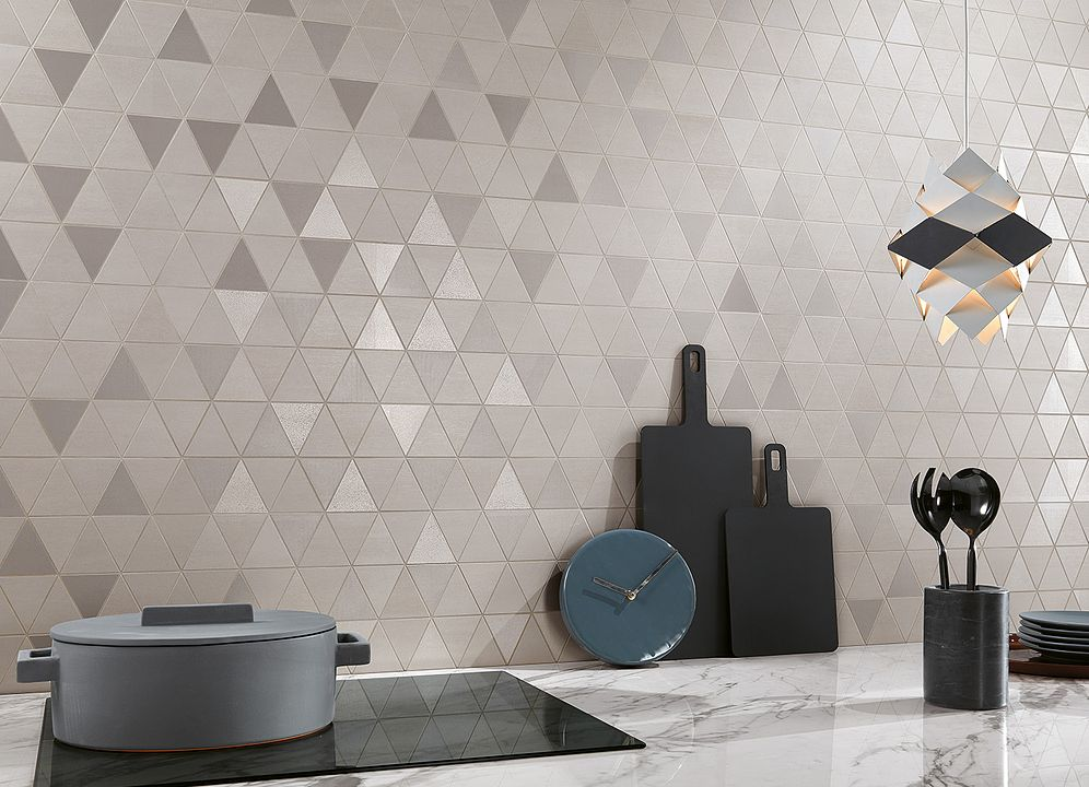 Photo of 11 types of white kitchen splashback tiles: Add interest with shape over colour – STYLE CURATOR