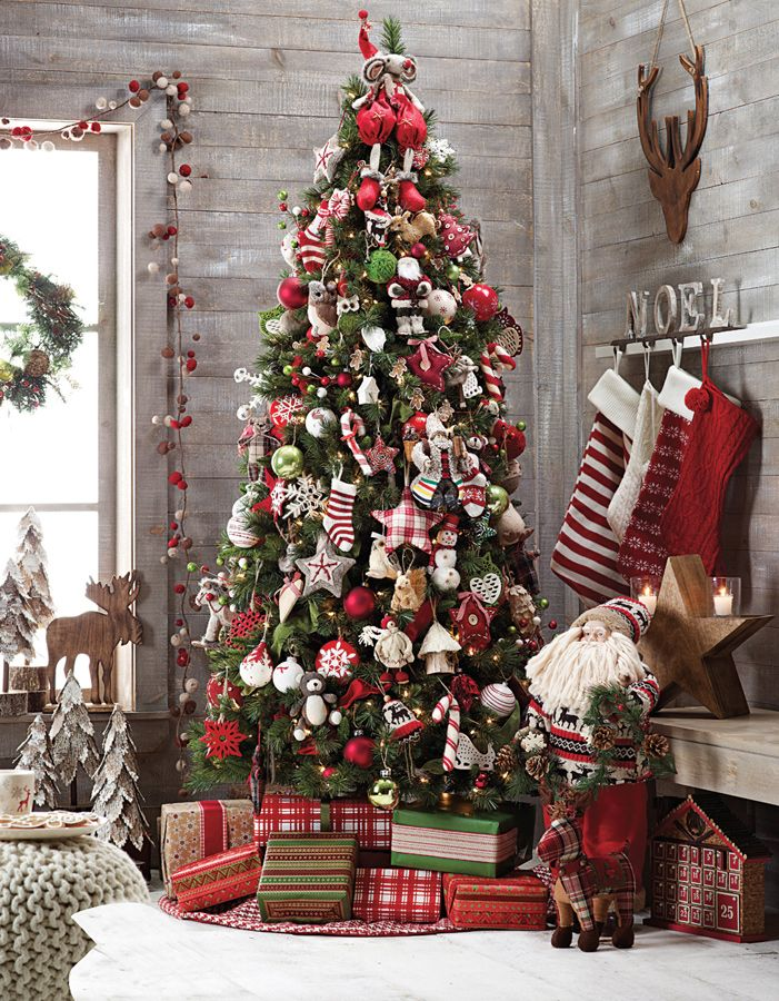 This Is Gorgeous Under The Mistletoe Holiday Collection Via Gluckstein Home Christmas Home Christmas Decorations Living Room Beautiful Christmas Trees