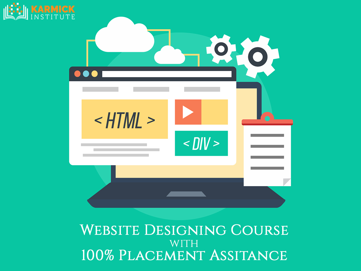 Karmick Institute Offers Websitedesigning Course In Kolkata With 100 Placement Assistance Dial 91 9836423755 K Web Design Company Web Design Services Web Design Jobs
