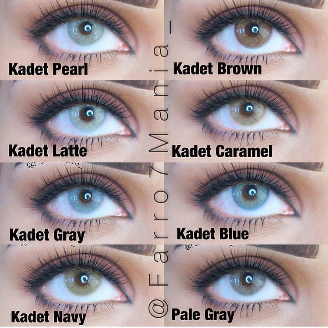 عدسات لورنس Henna Tattoo Kit Attractive Eyes Makeup