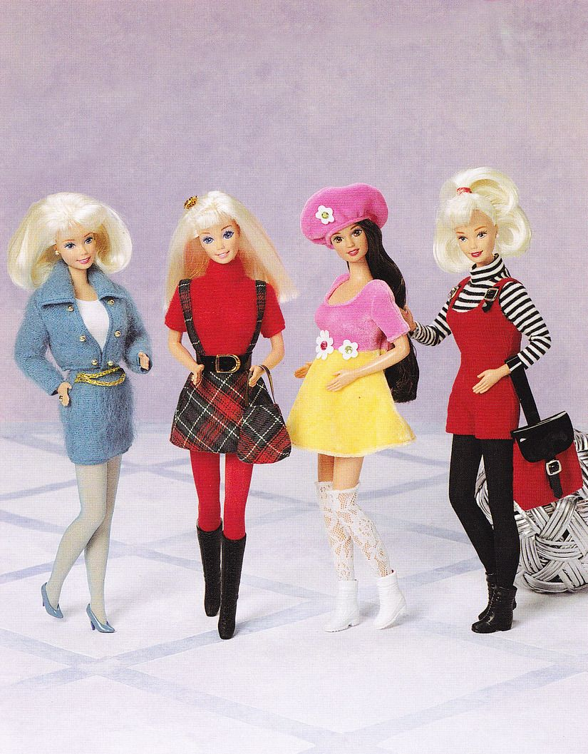 Tumblr Is A Place To Express Yourself Discover Yourself And Bond Over The Stuff You Love It S Where Your Interests Connect You Barbie Girl Barbie 90s Barbie
