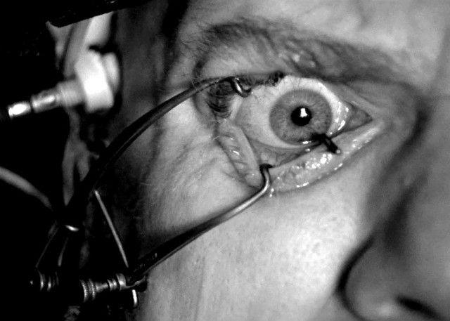Resultado de imagen para ojo de la naranja mecanica
