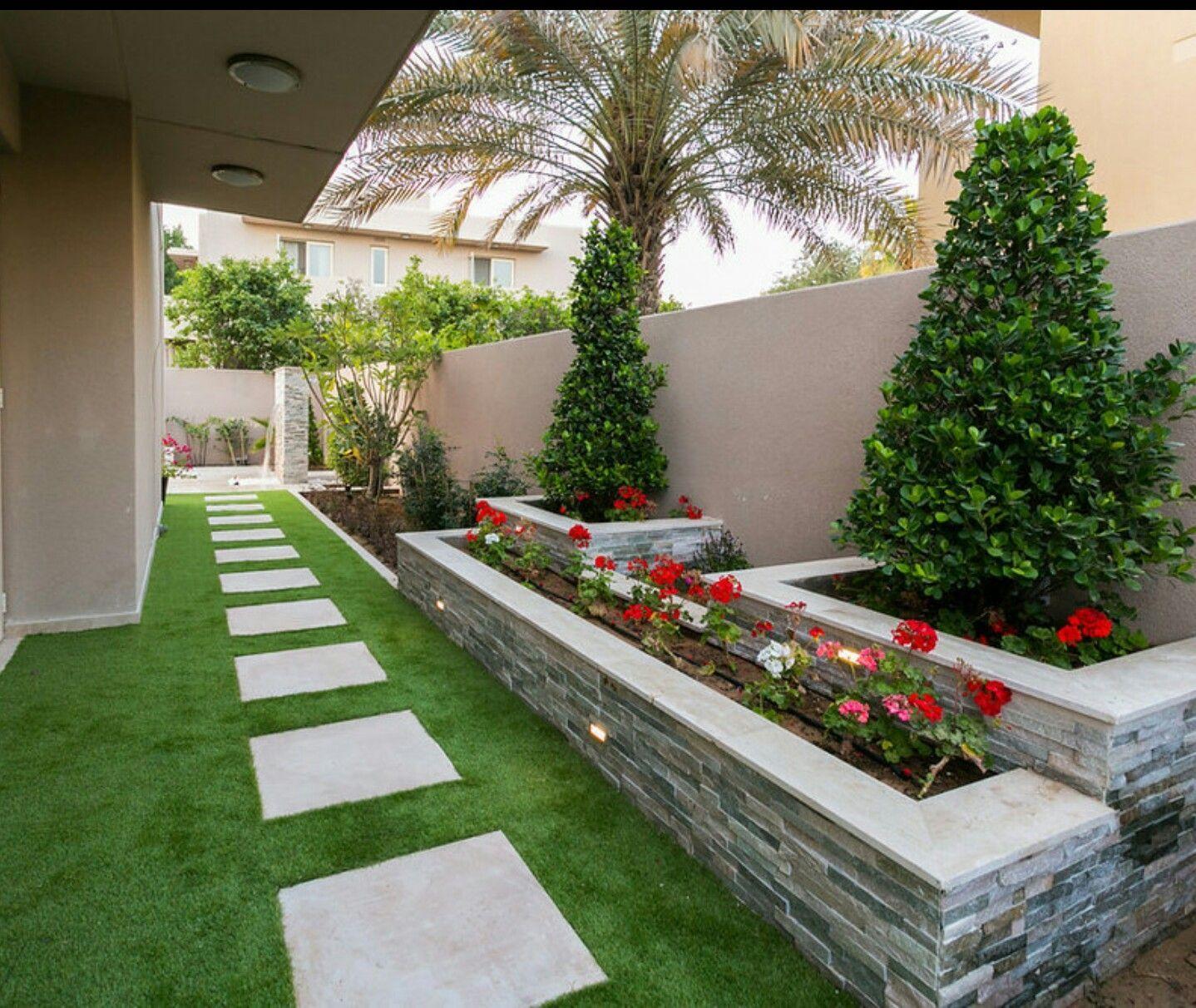 Ideas De Diseño De Jardines Residenciales: Jardines, Jardineras