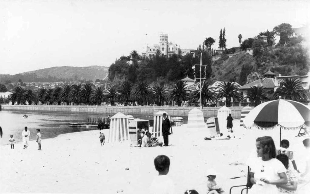 Estero Marga Marga,1930