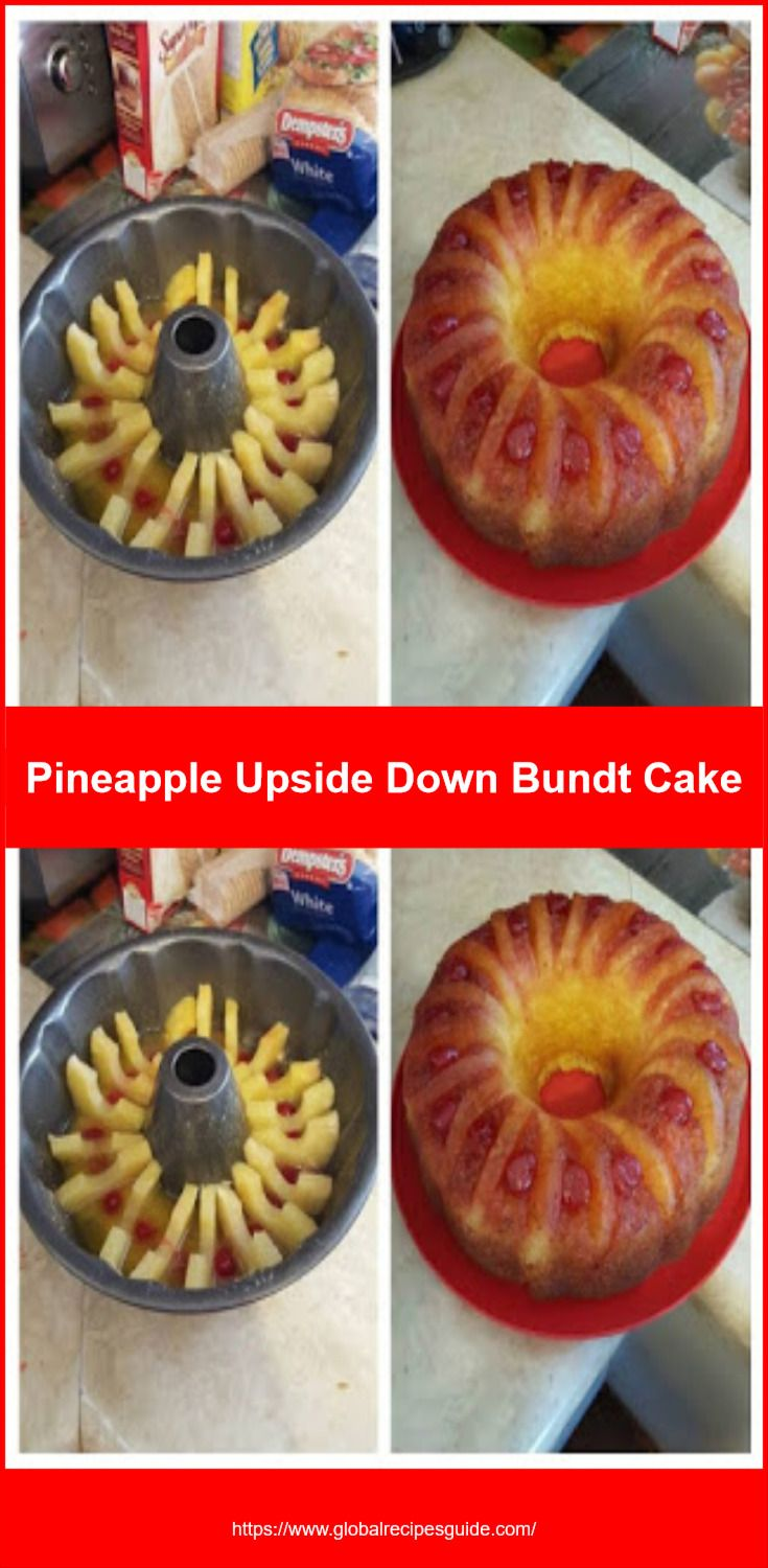 Pineapple Upside Down Cake Recipe No Cherries