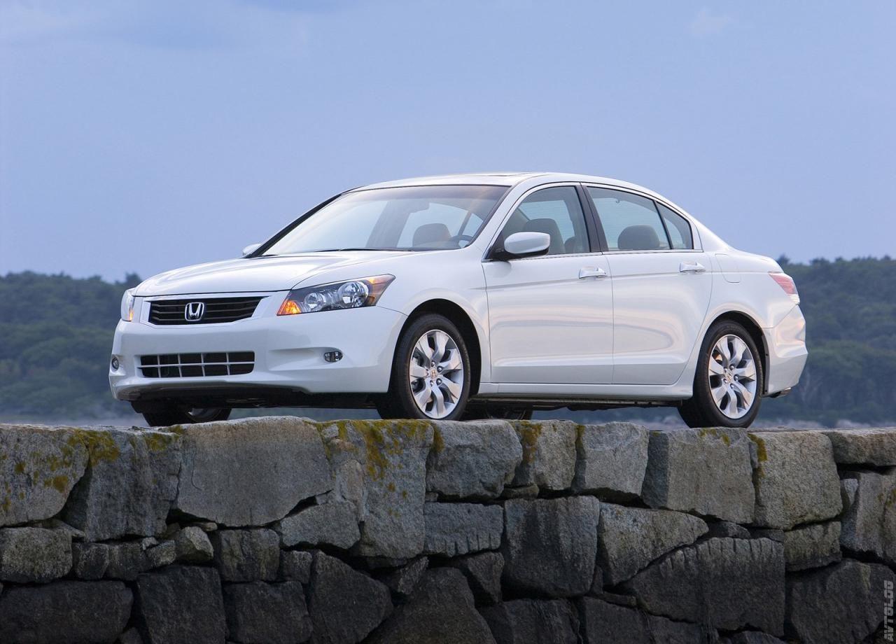 2008 Honda Accord EX L V6 Sedan Honda accord, Honda