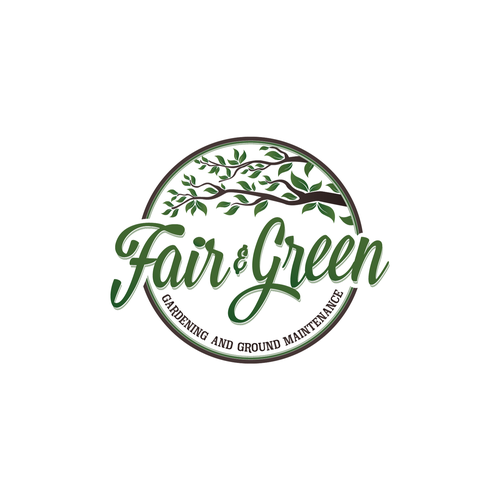Fair U0026 Green   Create An Enticing Logo For A Gardening Company We Provide A  Gardening