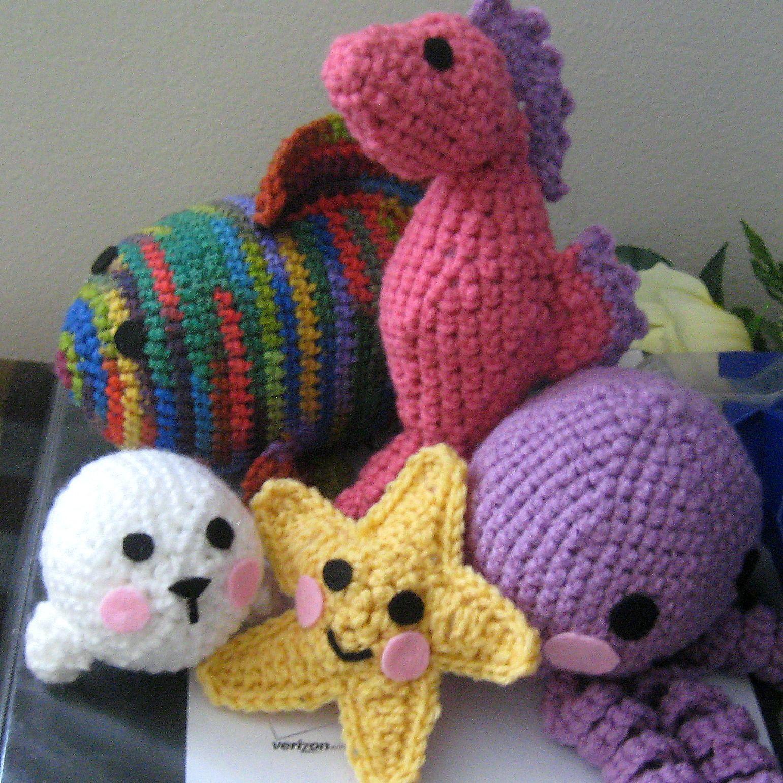 Megan Grissom Lots of awesome crochet patterns!! | Knitting/Crochet ...