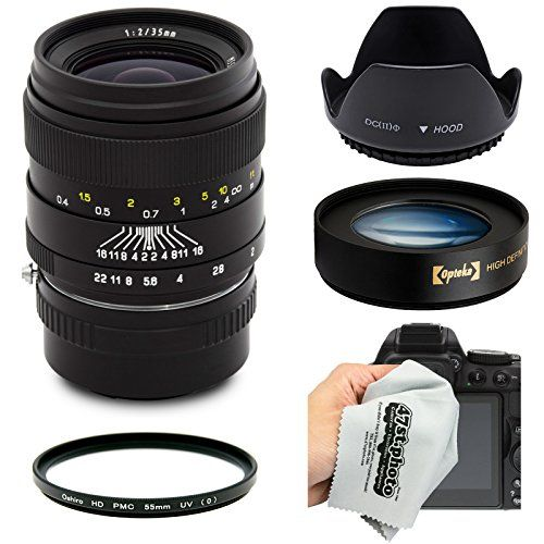 Introducing Oshiro 35mm f2 Wide Angle Full Frame Prime Lens with ...