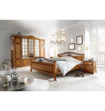 Premium Collection by Home affaire Schlafzimmer-Set »Carlo« (4-tlg