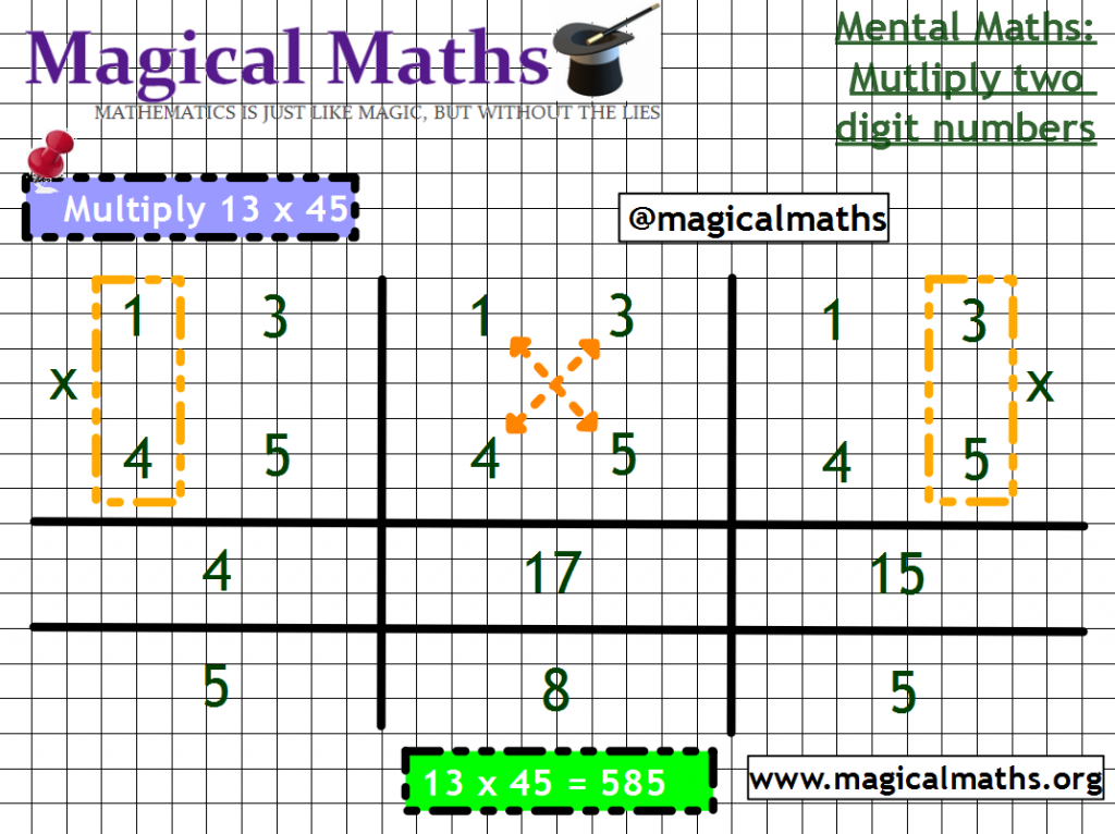 This looks GREAT! Another Magical Maths Mental Maths