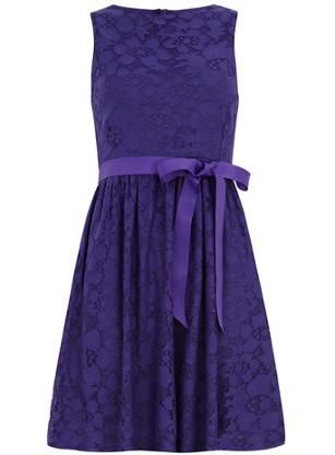 Lovely sophisticated lace dress