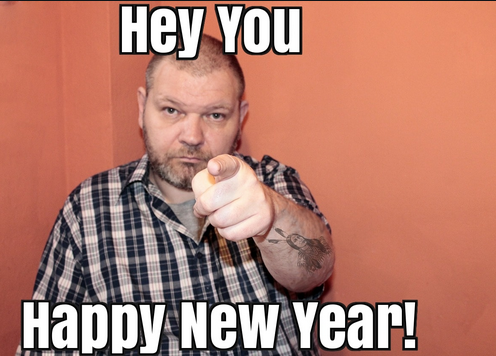 Free Happy New Year 2020 Memes Funny Images for Facebook