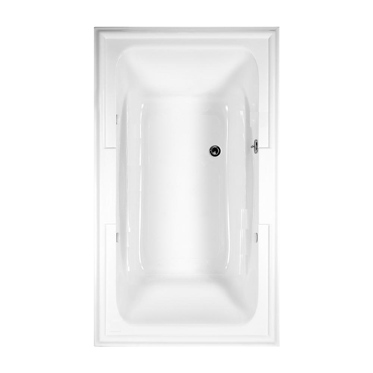 Town Square 72x42 inch Bathtub | American Standard | Island ideas ...