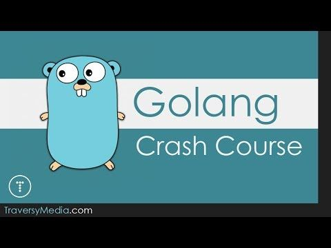 In this crash course we will get started with the Go programming