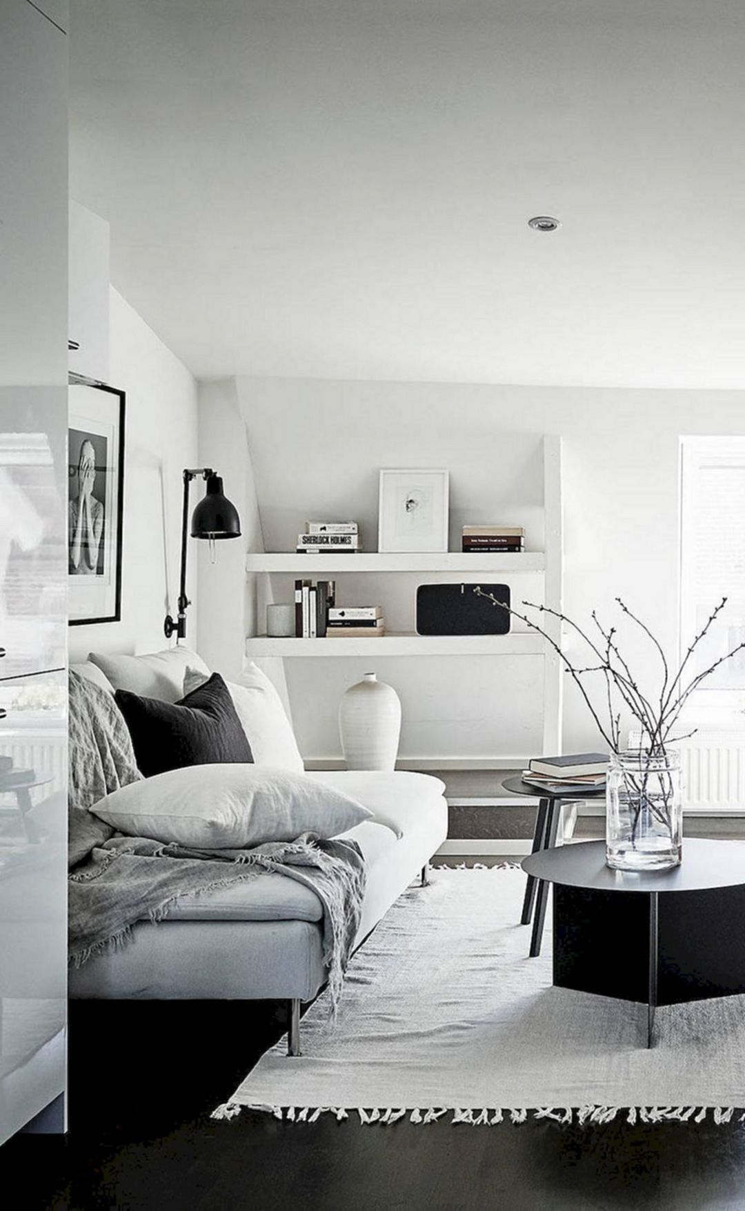 85 Amazing Scandinavian Living Room Ideas For Sweet Home Design