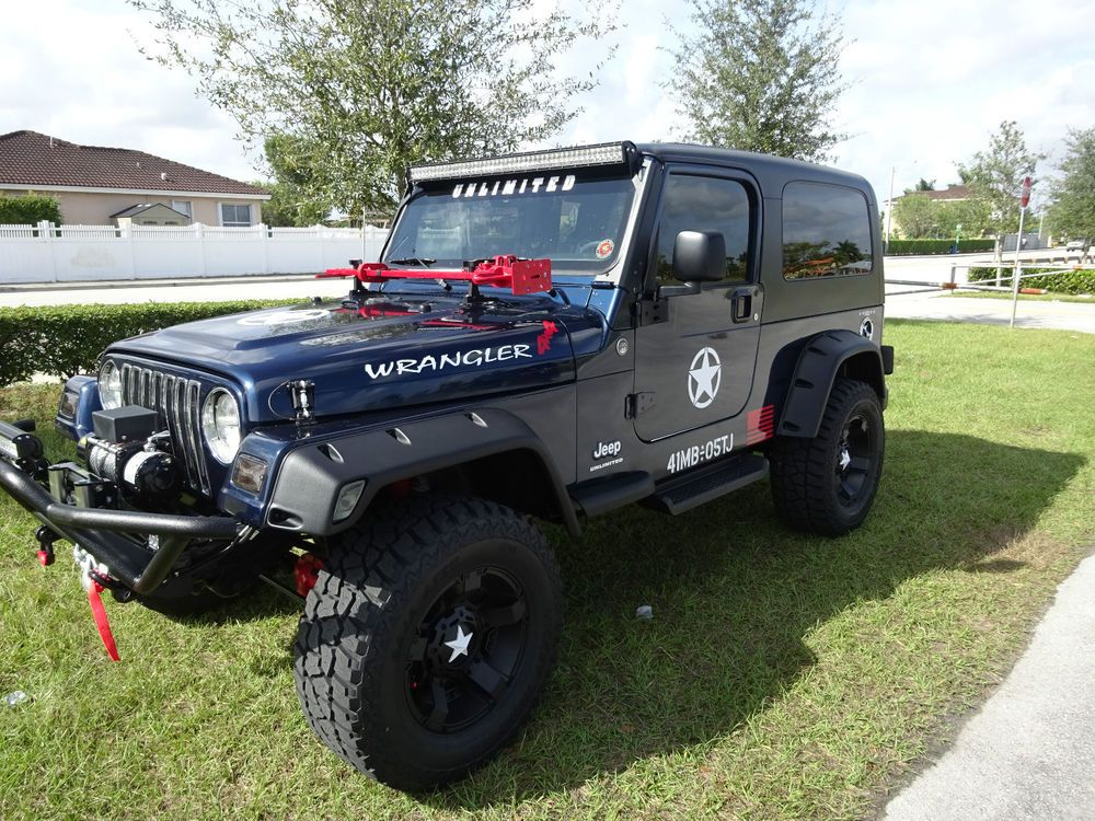 2005 Jeep Wrangler Unlimited Sport 4x4