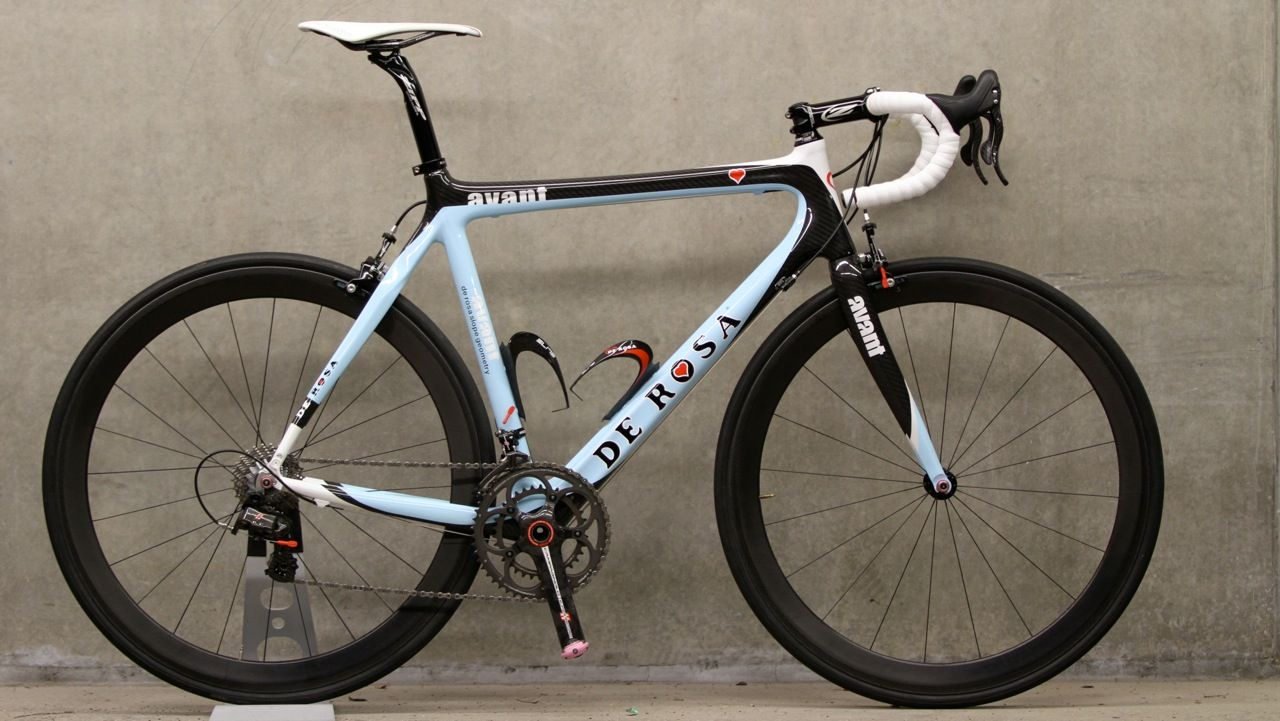 De Rosa Black bike, Road bikes, Road bike