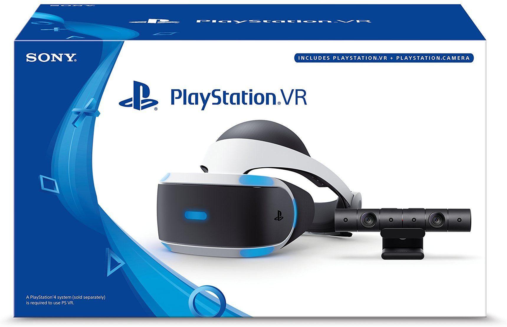 Playstation VR Headset + Camera Playstation vr, Vr