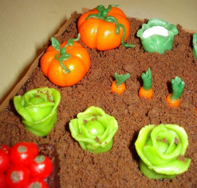 gateau fruit pate d amande food creative gateau fruit p 226 t 233 s et amandes