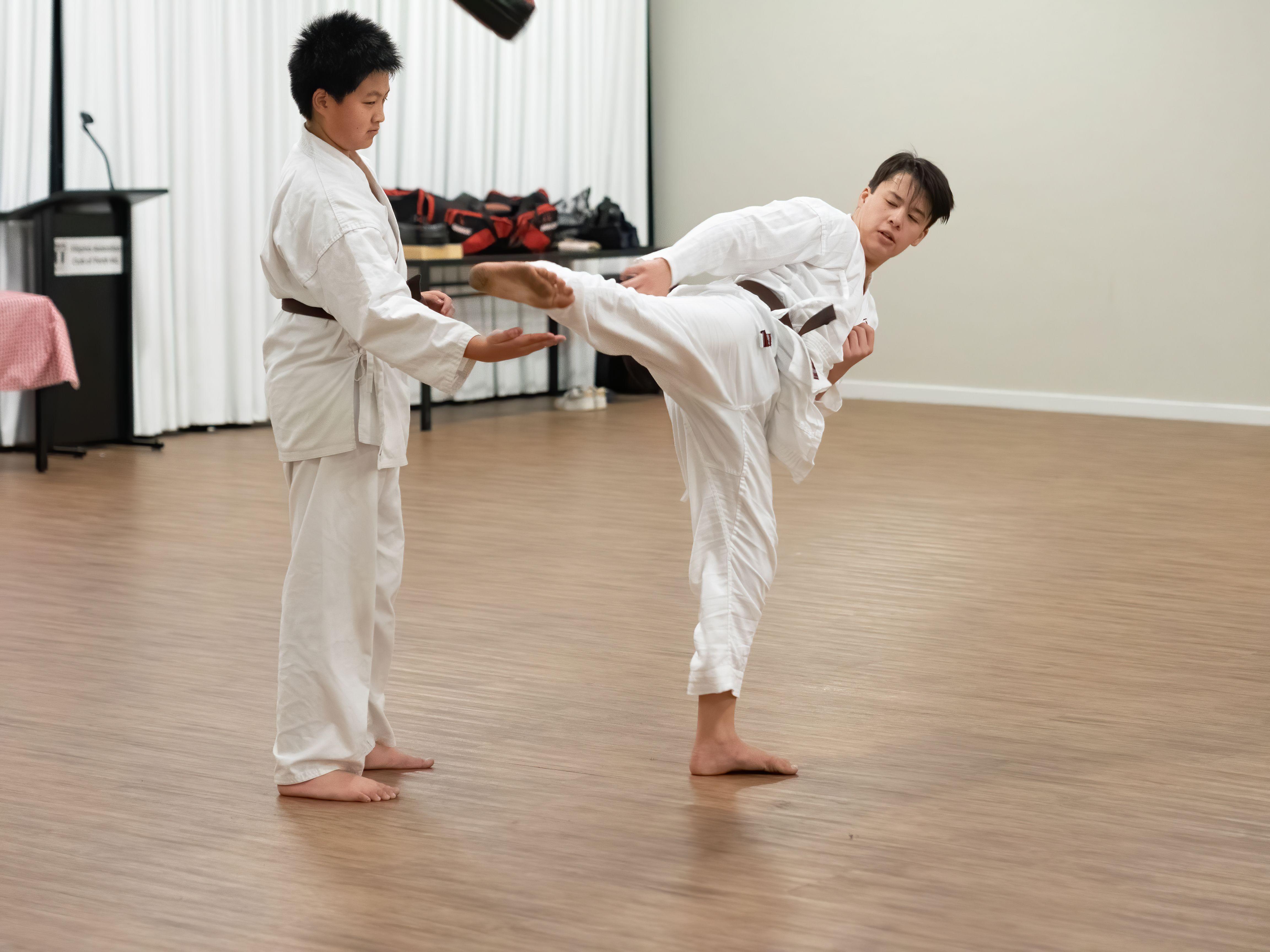 First Taekwondo Bedford in 2020 Taekwondo, Western