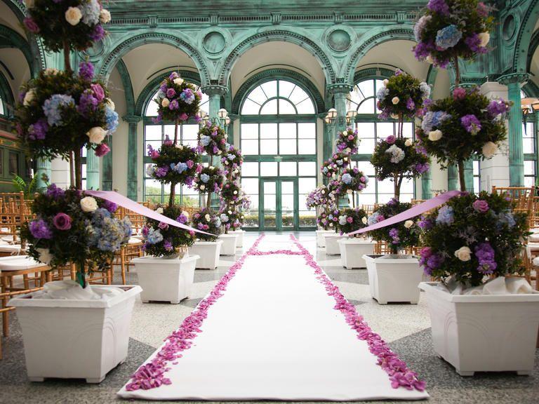 Amazing Wedding Topiary Ideas Part - 2: 20 Unexpected Wedding Flower Ideas