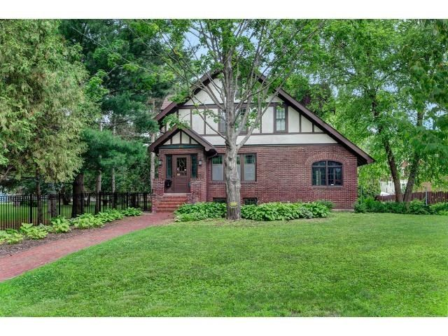 1911 Brick And Stucco Bungalow St Paul Mn Bungalow House Styles Edina Realty