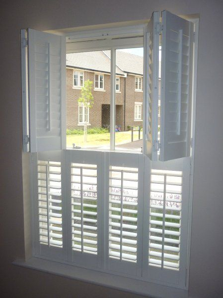 White Window Shutters Interior I M Getting These