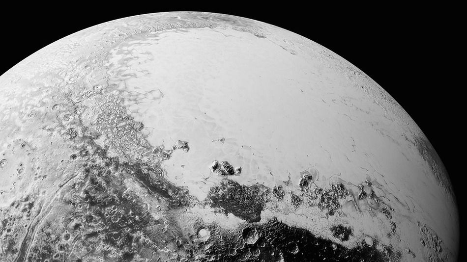 New Photos Show Pluto Is As Complex As Anything We Ve Seen In