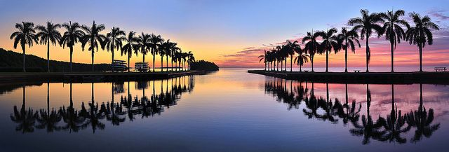 Absolutely beautiful Deering Estate Sunrise, Miami, FL. Pic by Pedro Lastra