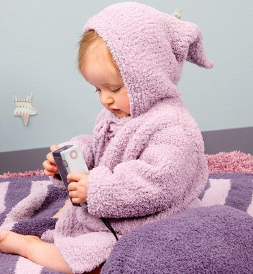 Mod le robe de chambre b b mod les tricot layette phildar models seleccionats de phildar - Modele de chambre bebe ...