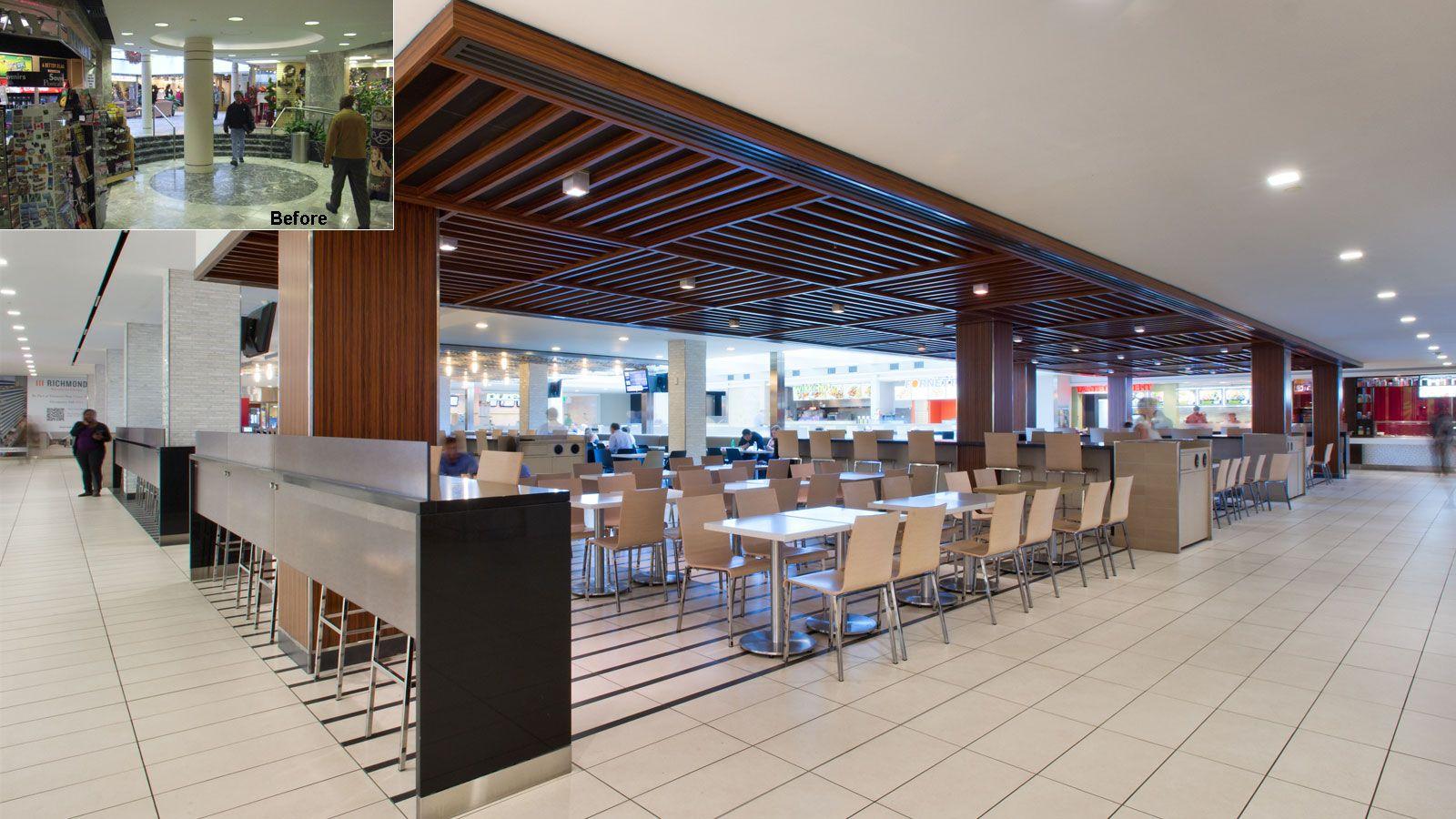 Richmond Adelaide Centre Food Court Toronto Ontario