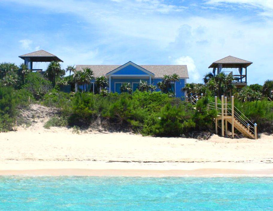 The Retreat At Sandy Toes Rose Island Bahamas