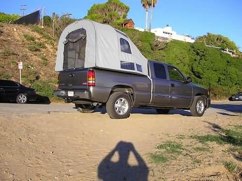 Frogi Truck Tent Camper Top Truck Tent Truck Bed Tent