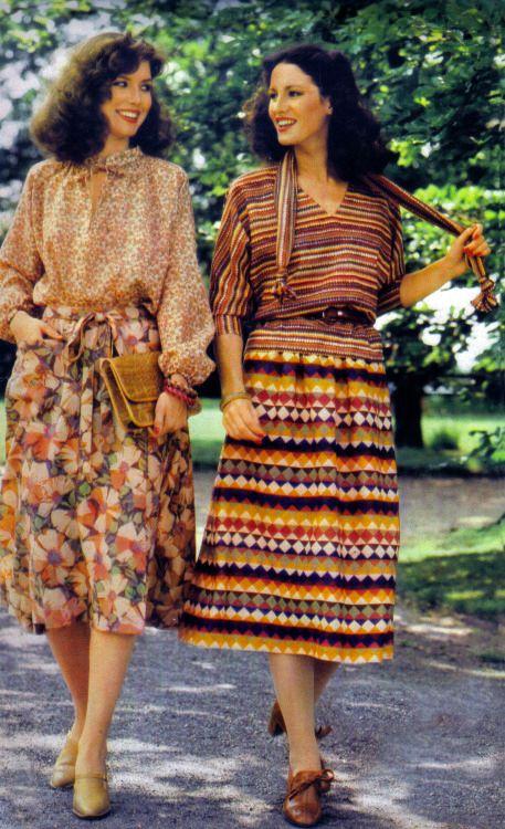 neue mode 1978 germany 70s fashion pinterest. Black Bedroom Furniture Sets. Home Design Ideas