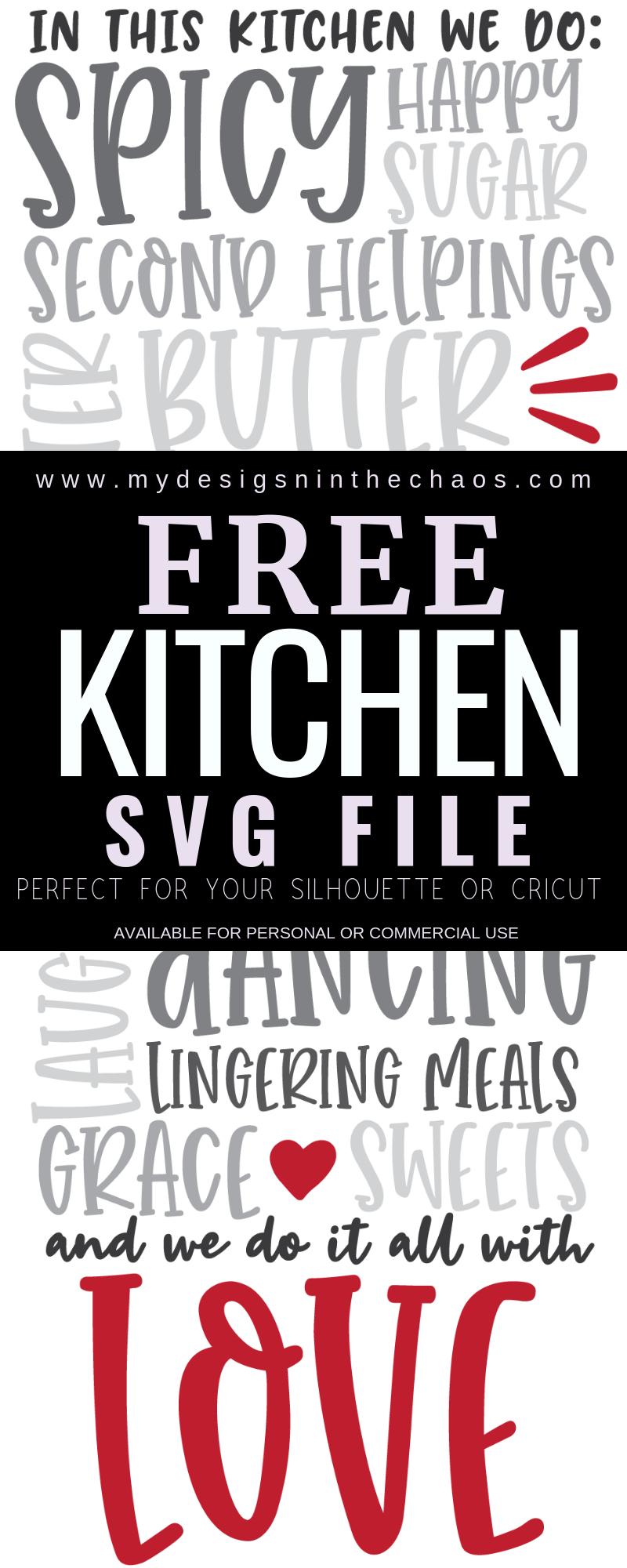 Download Free Kitchen SVG | Luxury kitchen design, Best kitchen ...
