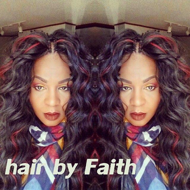 #crochetbraids #kimaoceanwave #protectivestyle #longhairdontcare #hairstylist #goldsborostylist #atlantastylist #atlantahair #atlantahairstylist #style #styling #stylists #blessed #makeyourappttoday #hairbyfaith #thenextlevelhairsalon