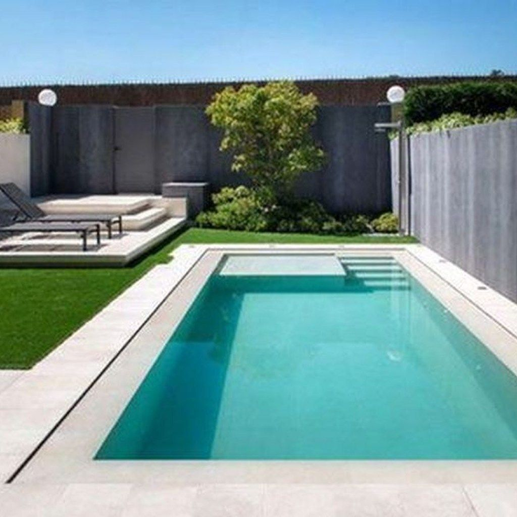 36 Popular Small Swimming Pools Design Ideas For Small