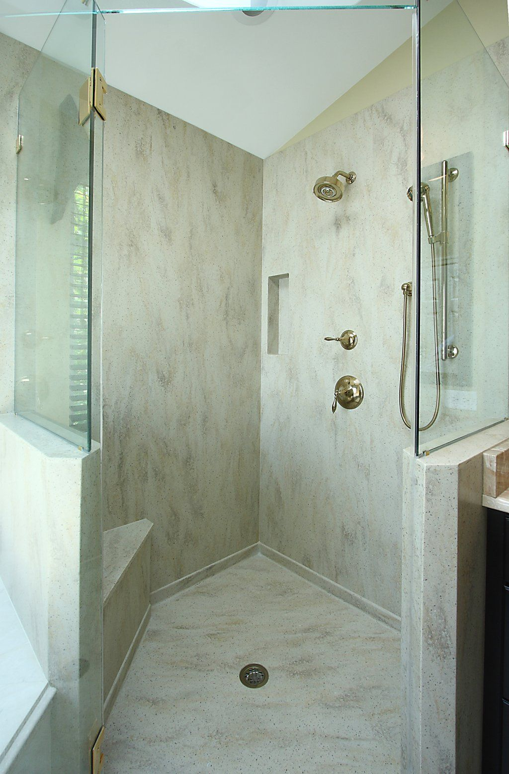 Best Corian Shower Pan For Your Shower Area Design Corian Shower