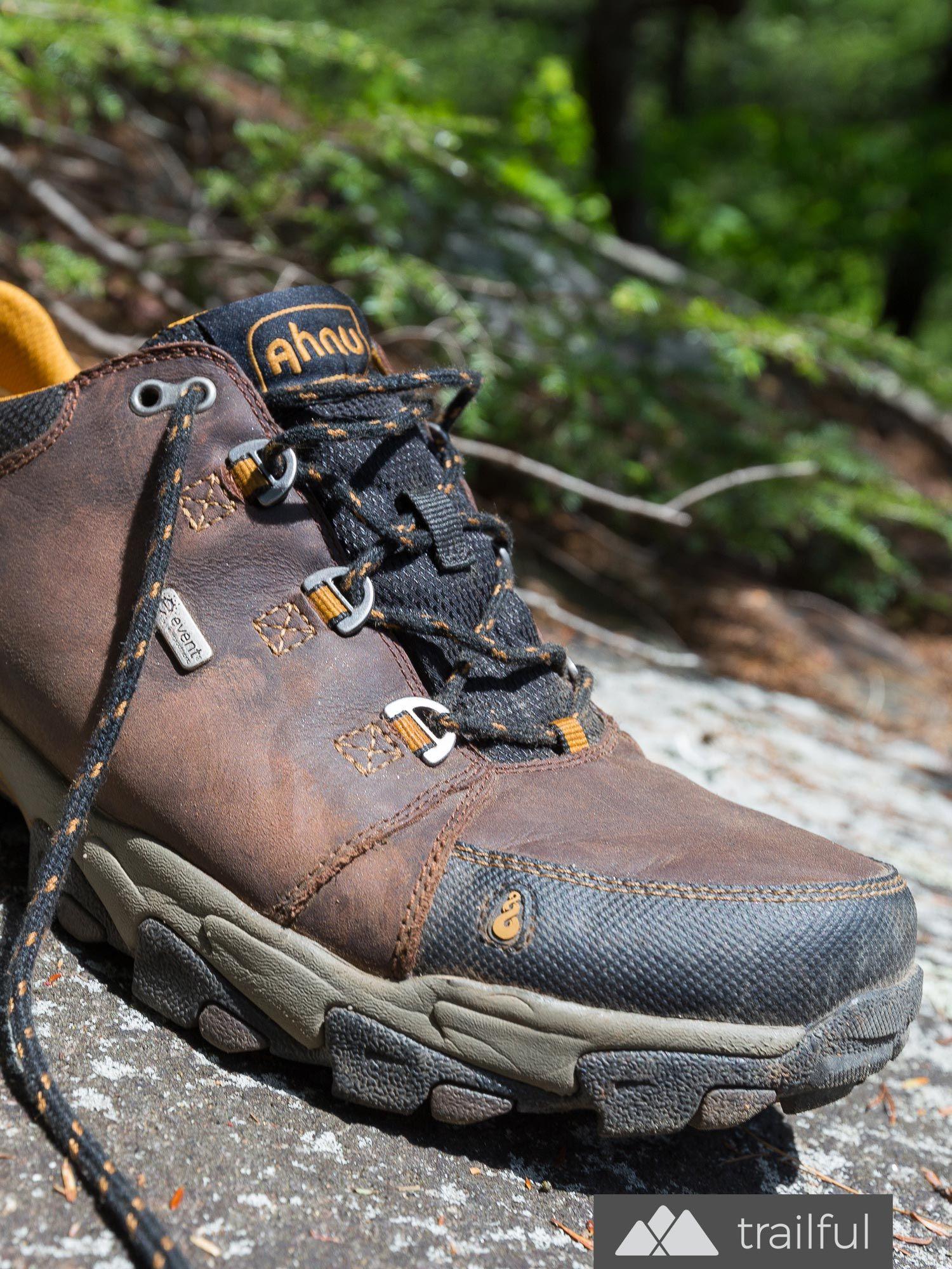 Ahnu Coburn men's hiking boot review