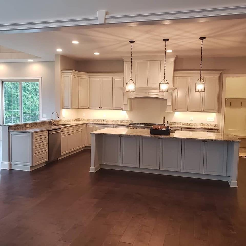 Tatman Electric Transformed The Kitchen With New LED