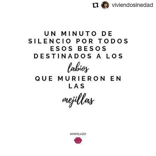 #Repost @viviendosinedad       Te ha pasado?  l  #MimiLa...  . .  #Repost @viviendosinedad       Te ha pasado?  l  #MimiLazoQuotes  #MimiLazo  #ViviendoSinEdad  #PoweredByTotallyMedia  #Besos  #BesameMucho  #LipstickQuotes  #LabialesMate  #Gloss  #LatinaStyle  #RicaFamosaLatina  #KissMe  #MakeUpTip  #Lipstick  #Amor  #FrasesDeAmor  #LoveQuotes   #lovequotes #Top #500 #Love  Top 500 Love Quotes  . .