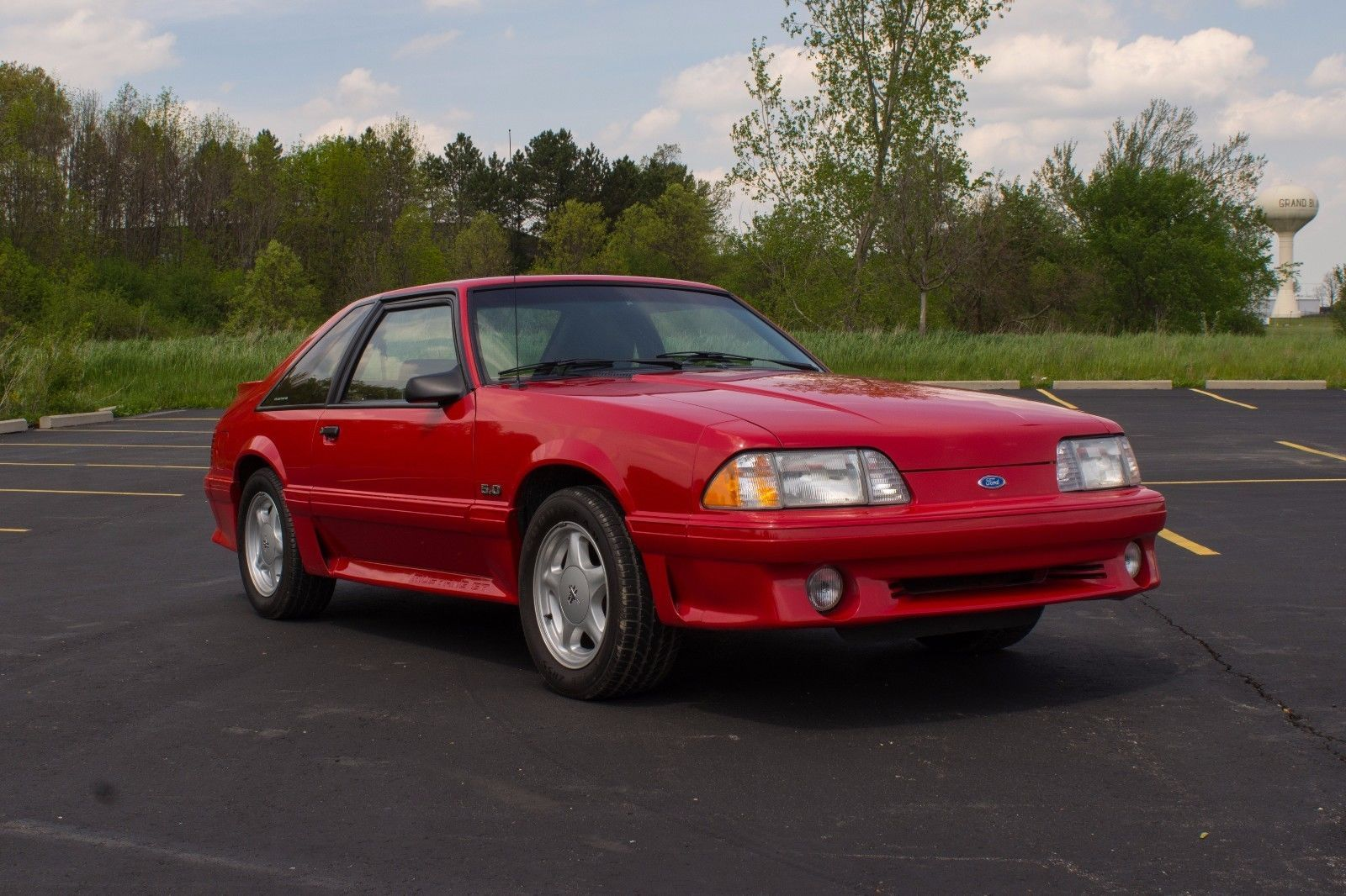 Ebay 1992 ford mustang gt 1992 mustang gt fox body 5 speed manual 20500 miles fordmustang ford